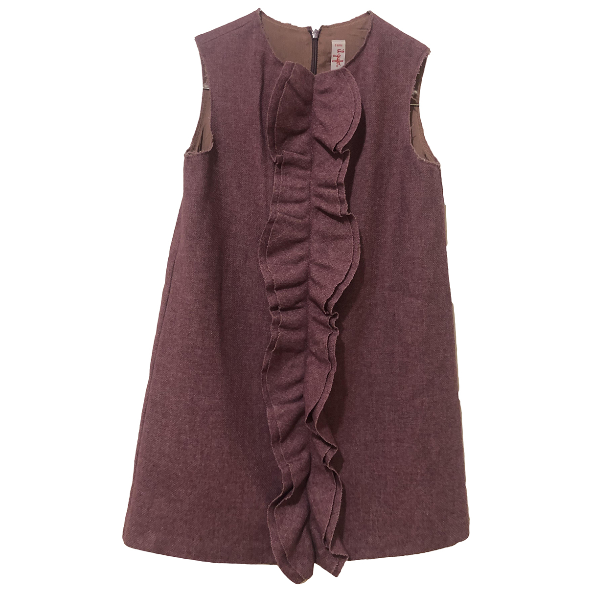 Il Gufo N Wool dress for Kids 6 years - until 45 inches UK