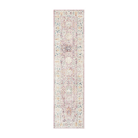 Safavieh Illusion Collection Naira Oriental RunnerRug, One Size , Multiple Colors