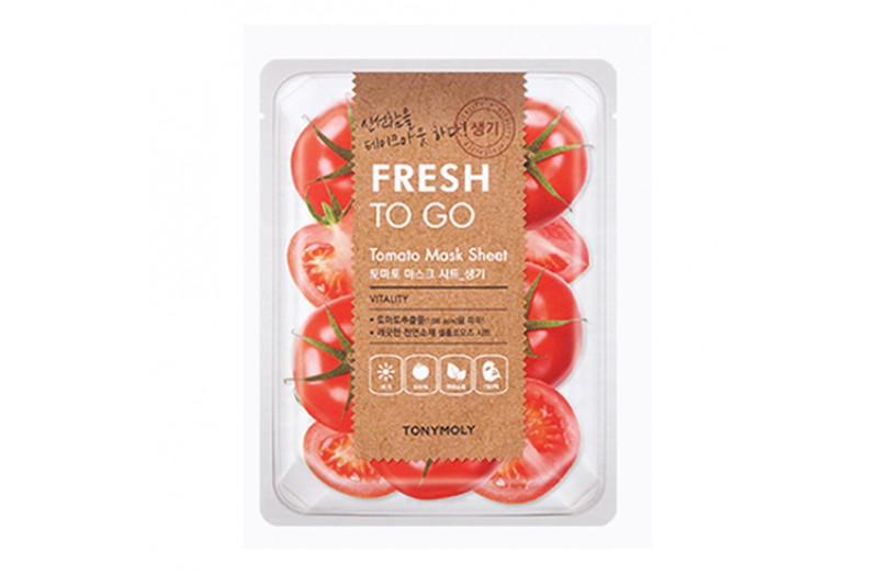 Fresh To Go Tomato Mask Sheet