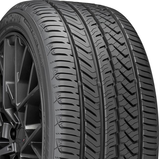 Yokohama 110140629 ADVAN Sport A/S+ Tire 225/40 R18 92YxL BSW