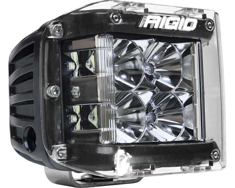 RIGID Industries Light Cover Clear D-SS Pro