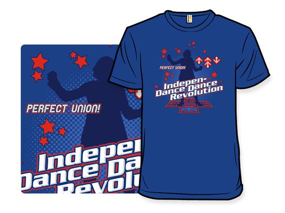 Independance Day T Shirt