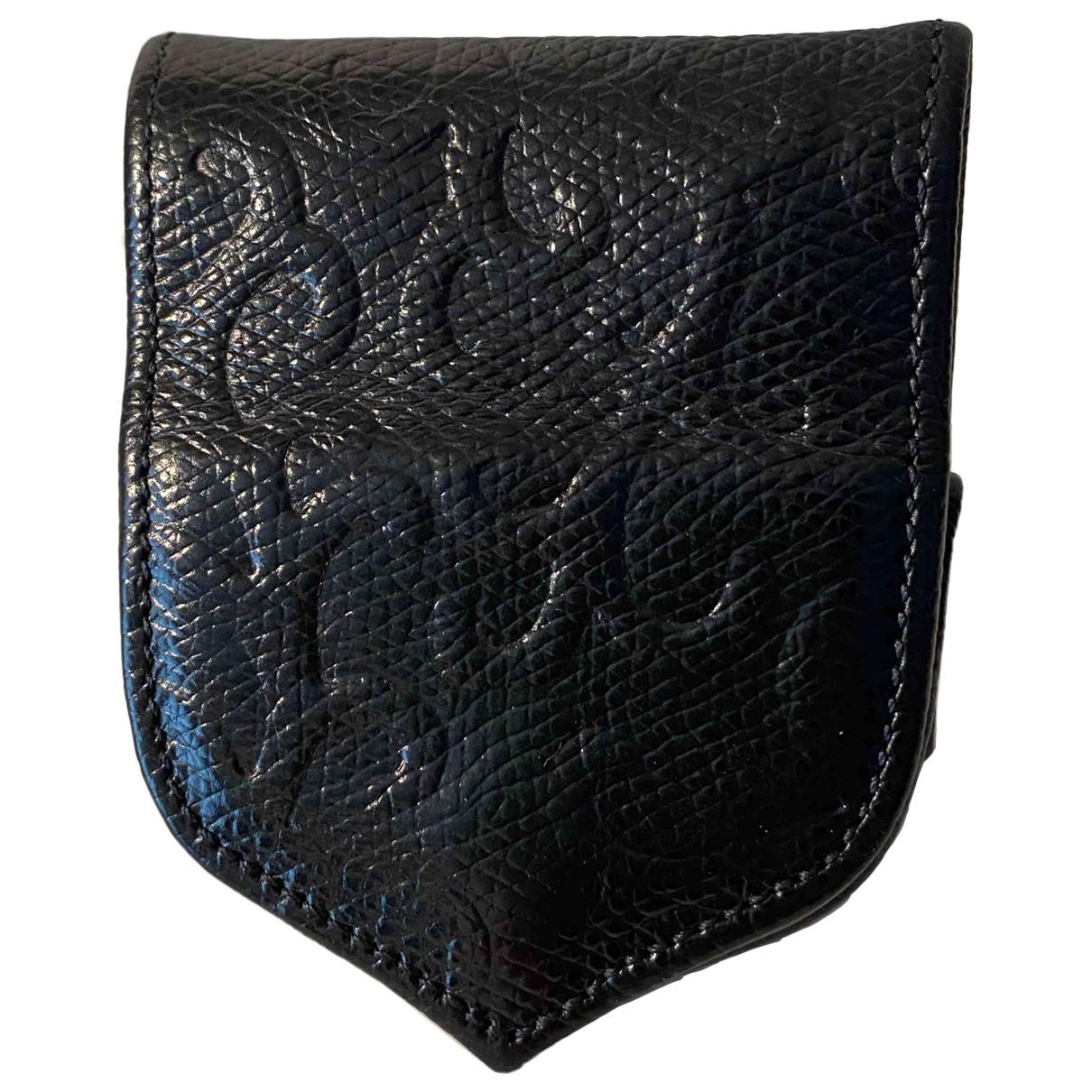 Yves Saint Laurent N Black Leather Purses, wallet & cases for Women N