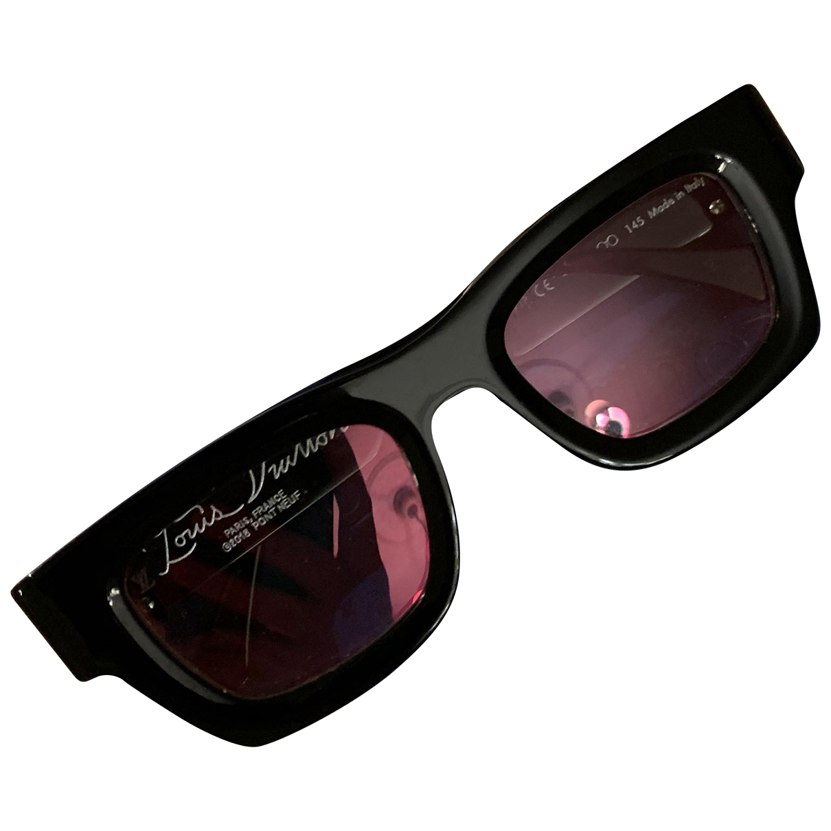 Louis Vuitton Charleston Black Sunglasses for Men N