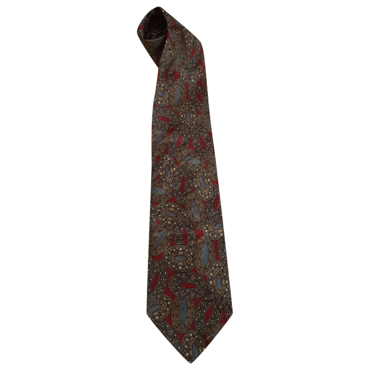 Gherardini \N Multicolour Silk Ties for Men \N