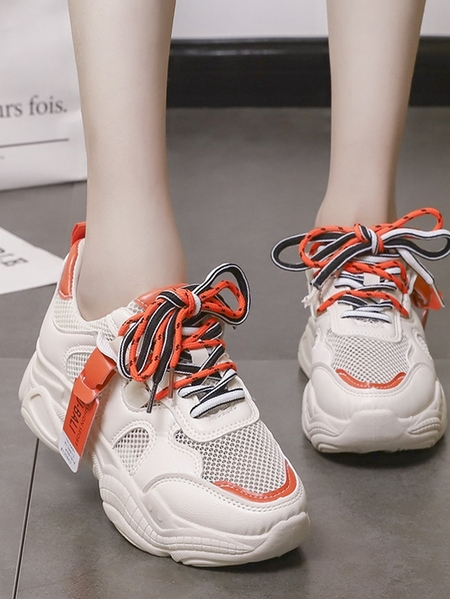 Yoins Casual Breathable Running Sneakers