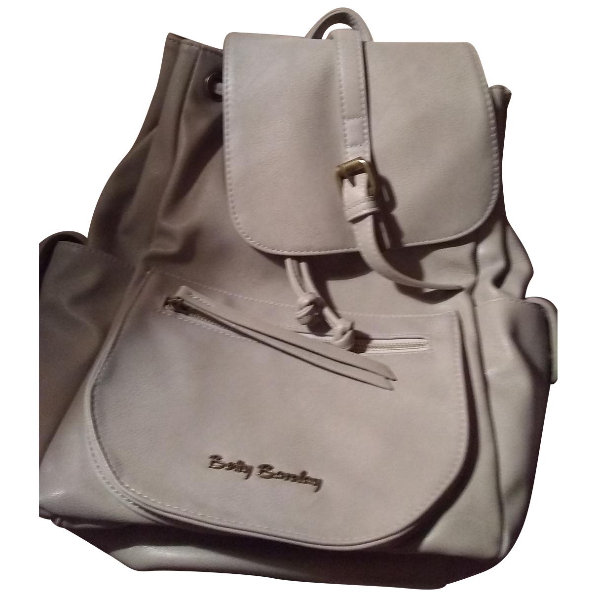 Sweaty Betty \N Rucksaecke in  Grau Kunststoff