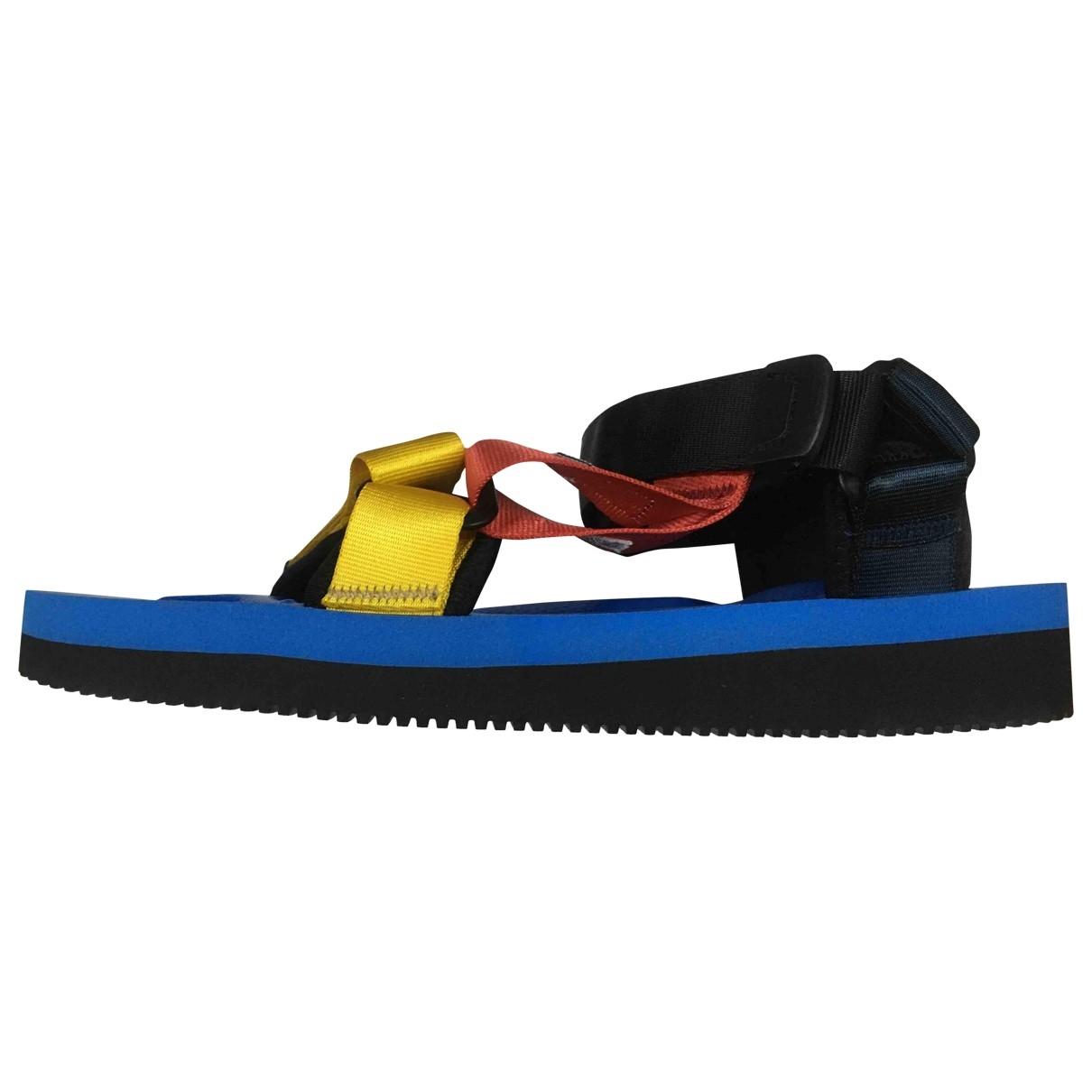 Suicoke - Sandales   pour homme en caoutchouc - multicolore