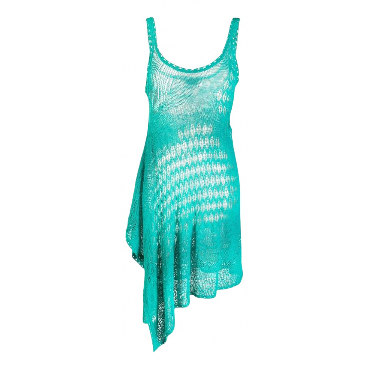 Missoni \N Turquoise Cotton  top for Women 40 IT