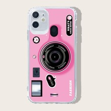Camera Print iPhone Case