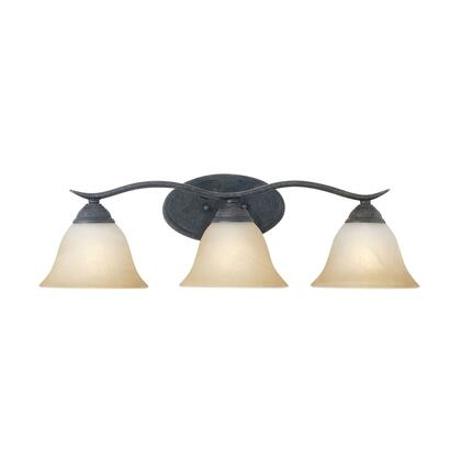 Sl748322 Prestige Wall Lamp Sable Bronze