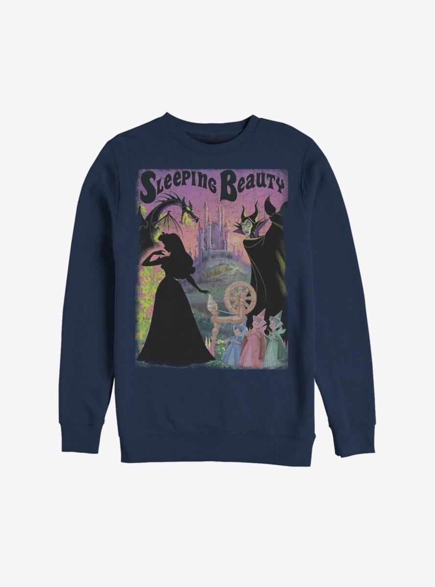 Disney Sleeping Beauty Poster Sweatshirt
