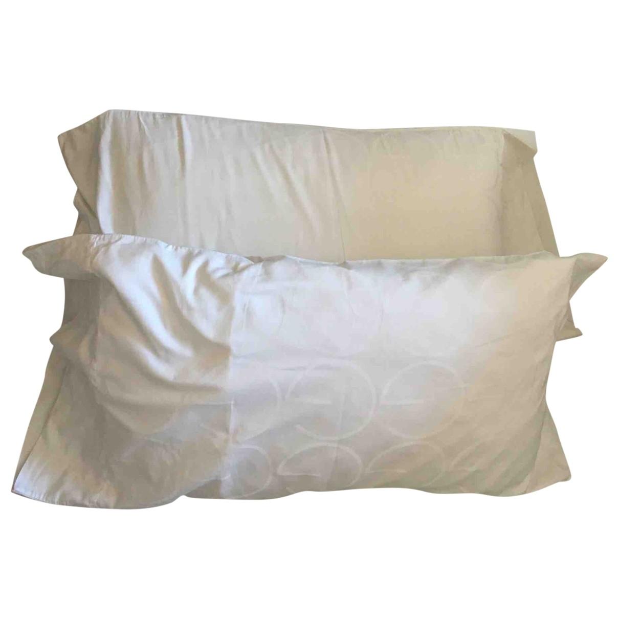 Gucci - Linge de maison   pour lifestyle en coton - blanc
