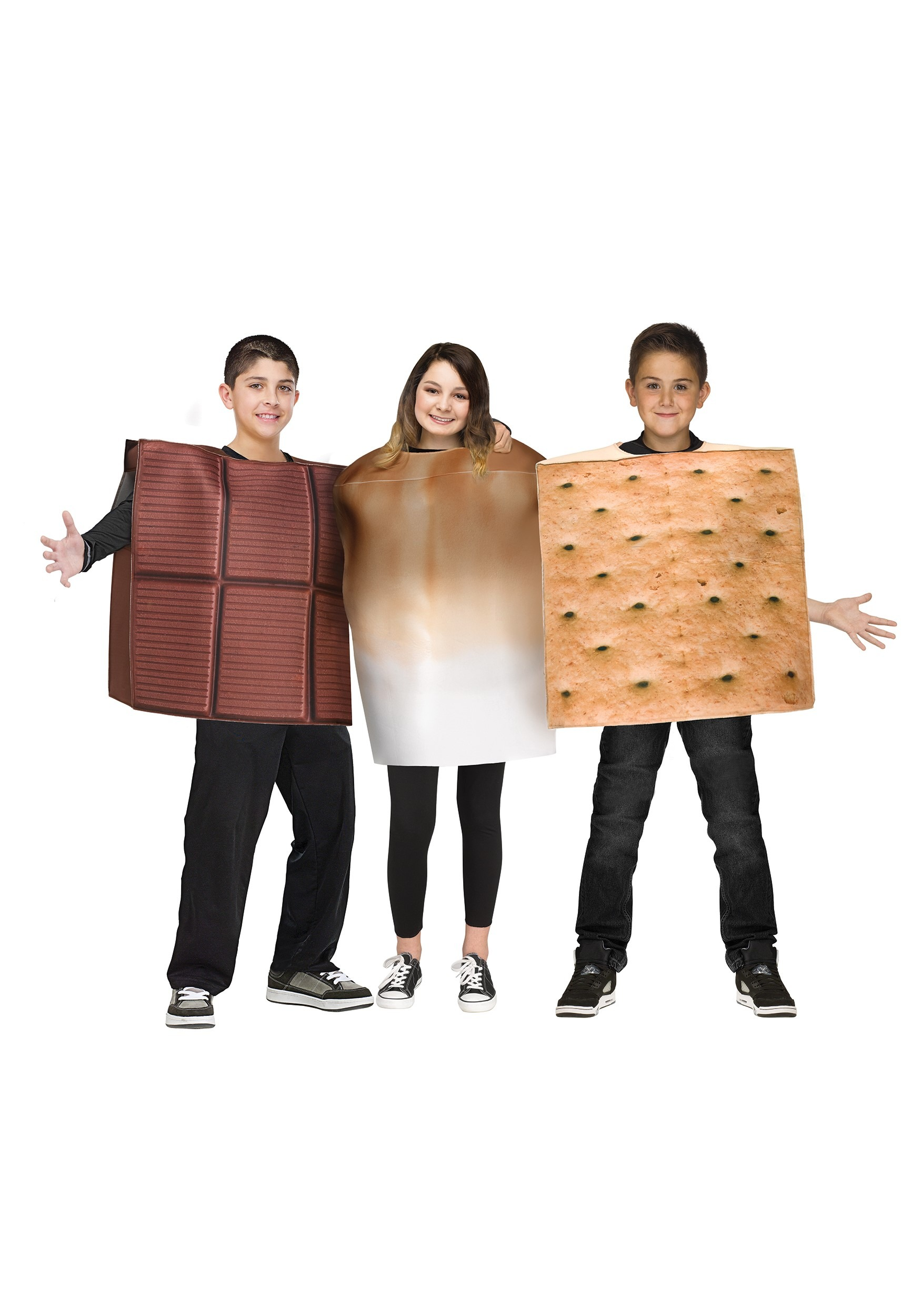 S'Mores Child Costume