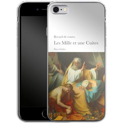Apple iPhone 6s Silikon Handyhuelle - Mille Et Une Cuites von Fists Et Lettres