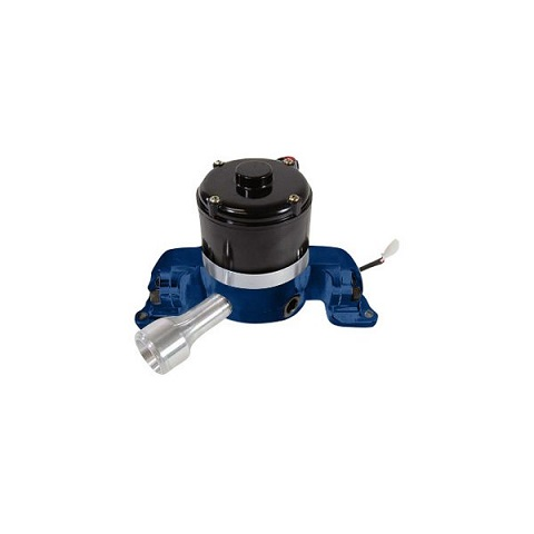 Racing Power Company R5929BLU Electric Water Pump Ford Small Block V8 - Blue