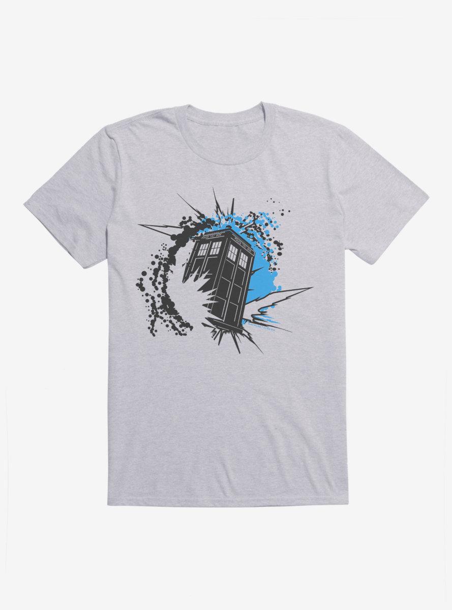 Doctor Who TARDIS Explosion T-Shirt