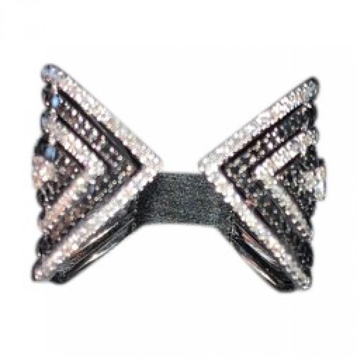 Djula \N Silver White gold ring for Women 58 MM