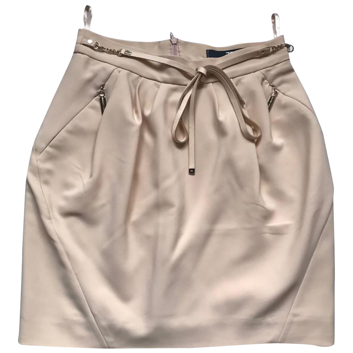 Elisabetta Franchi \N Pink skirt for Women 40 IT