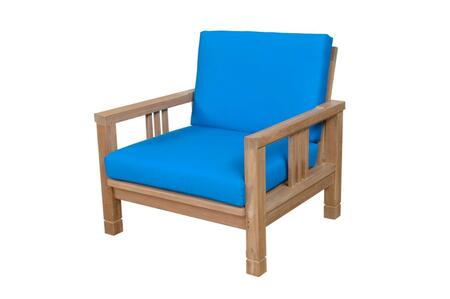 DS-3011-5488 SouthBay Deep Seating Armchair With Teak