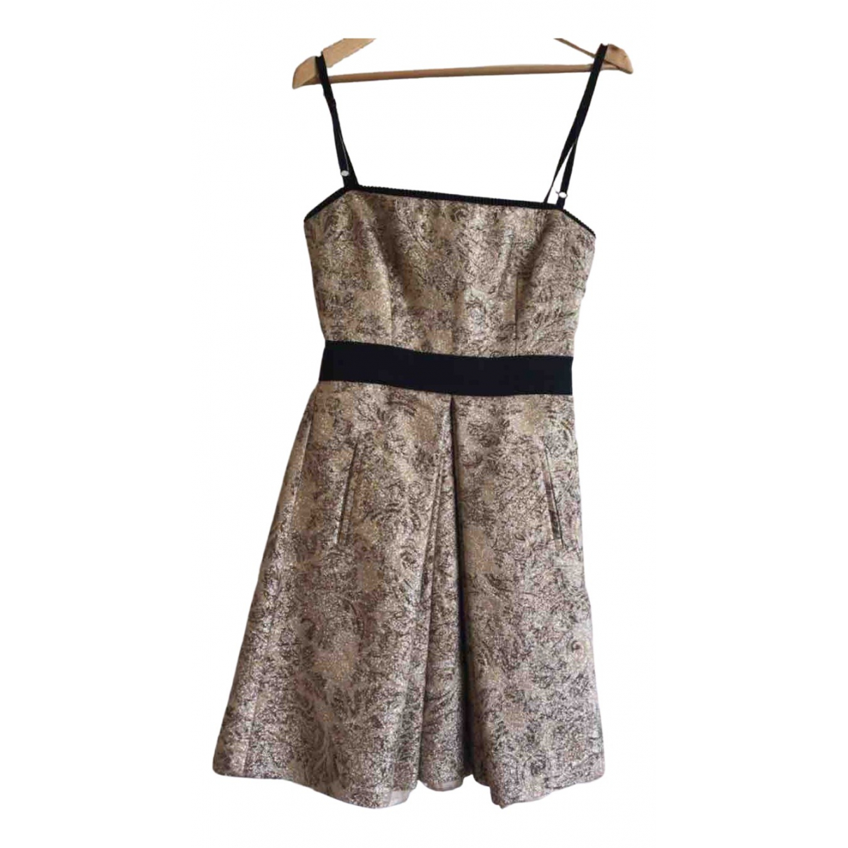 Mini vestido D&g