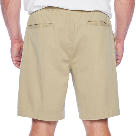The Foundry Big & Tall Supply Co. Mens Pull-On Short-Big and Tall, 2x-large , Beige