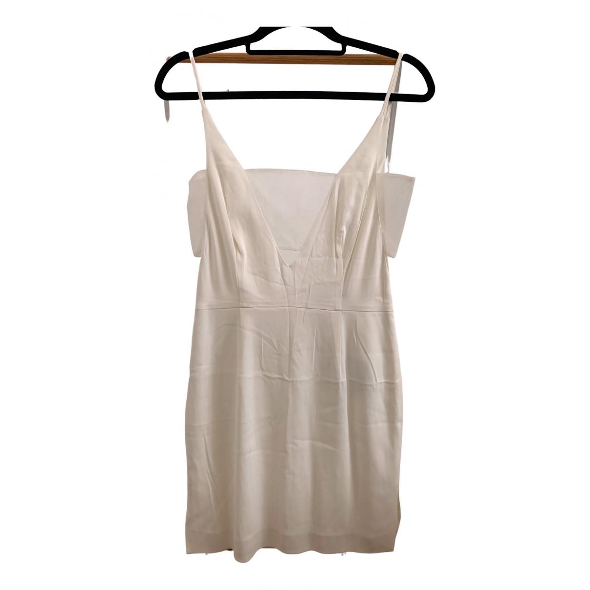 Grace Mmxiii \N Kleid in  Weiss Spitze