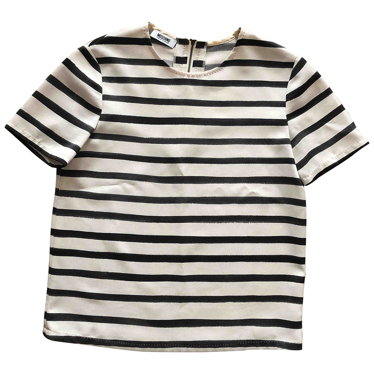 Moschino Cheap And Chic \N White  top for Women 42 IT
