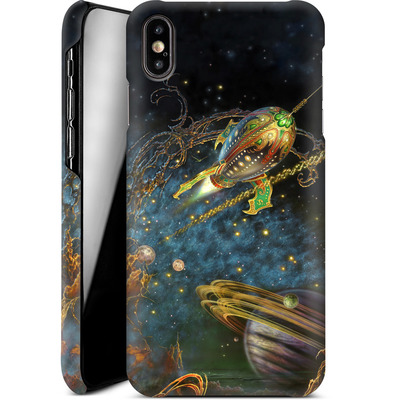 Apple iPhone XS Max Smartphone Huelle - Myles Pinkeney - The Archway von TATE and CO