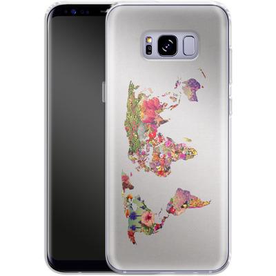 Samsung Galaxy S8 Plus Silikon Handyhuelle - Its Your World von Bianca Green