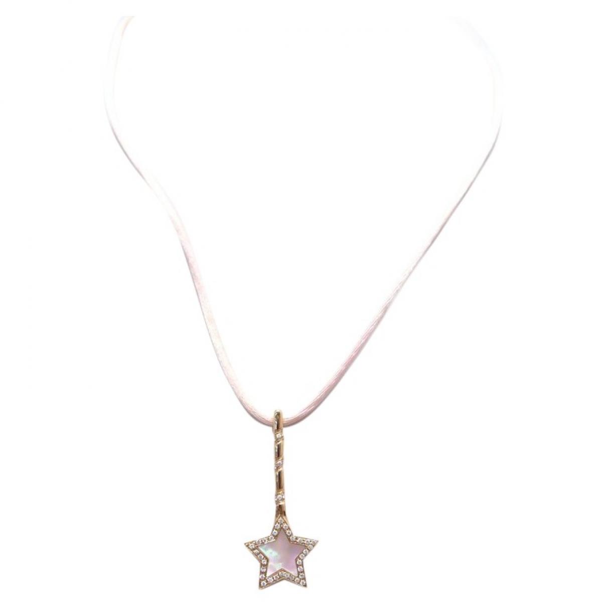 Victoria Casal - Collier   pour femme en or rose - dore