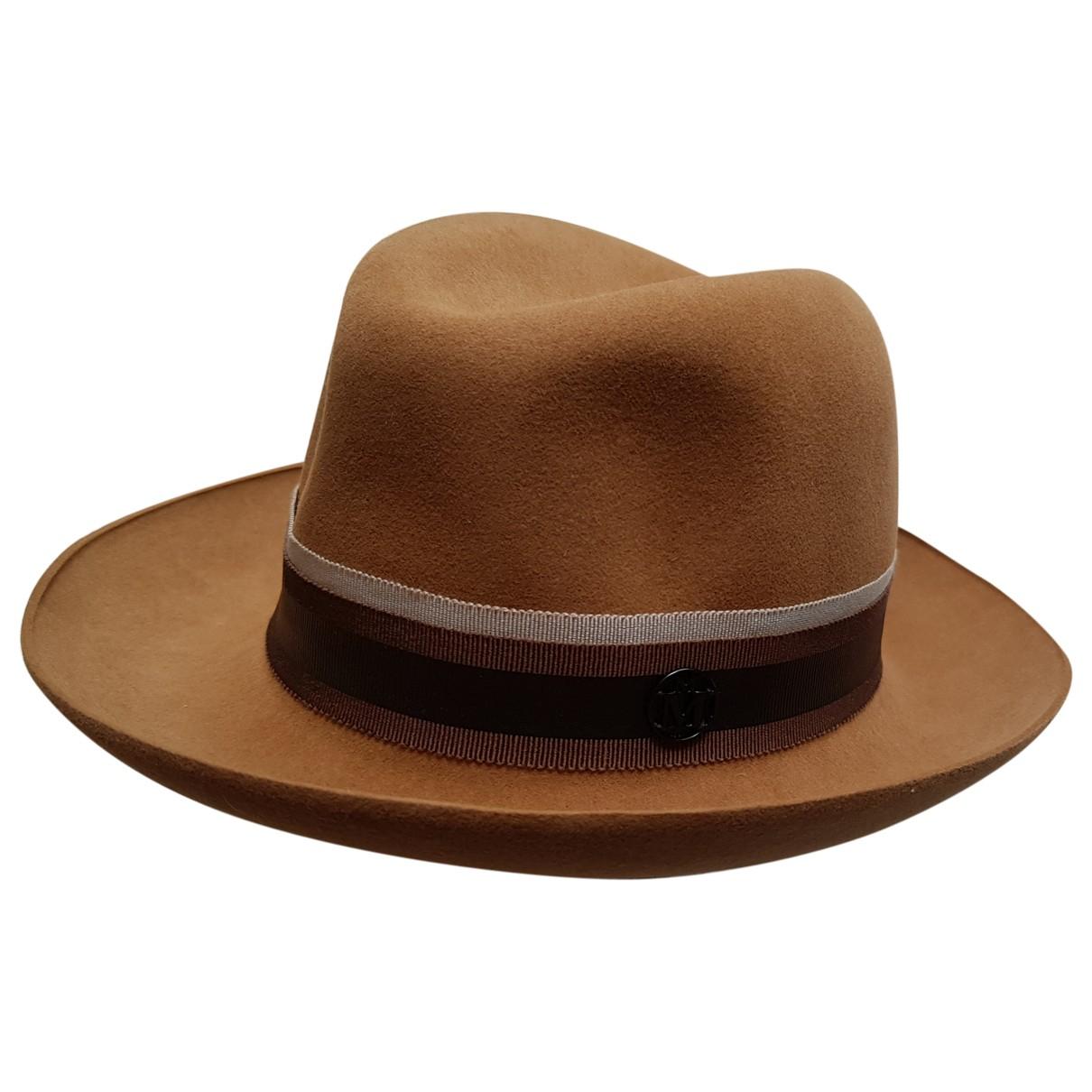 Sombrero de Cachemira Maison Michel