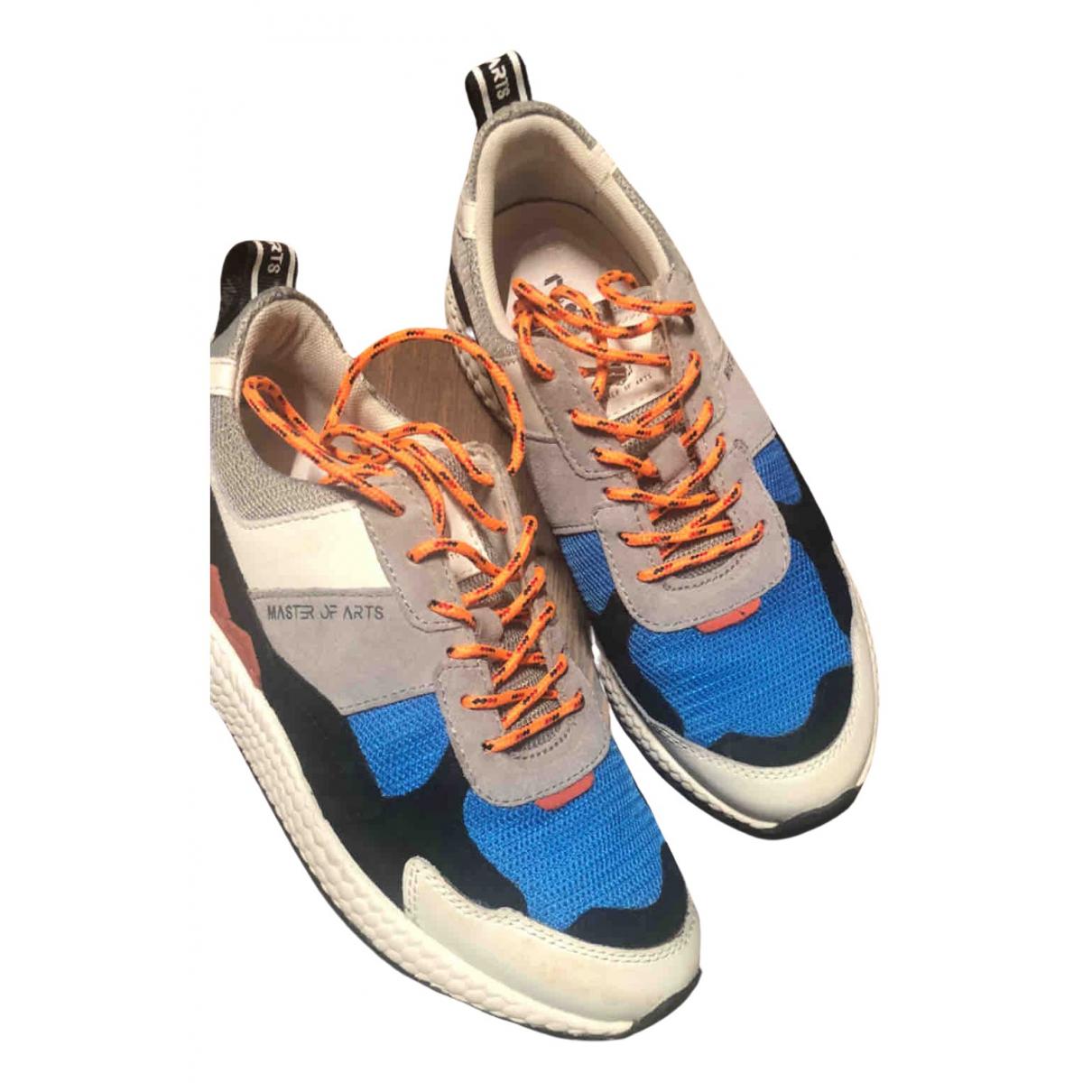 Moa Master Of Arts \N Sneakers in  Bunt Kautschuk