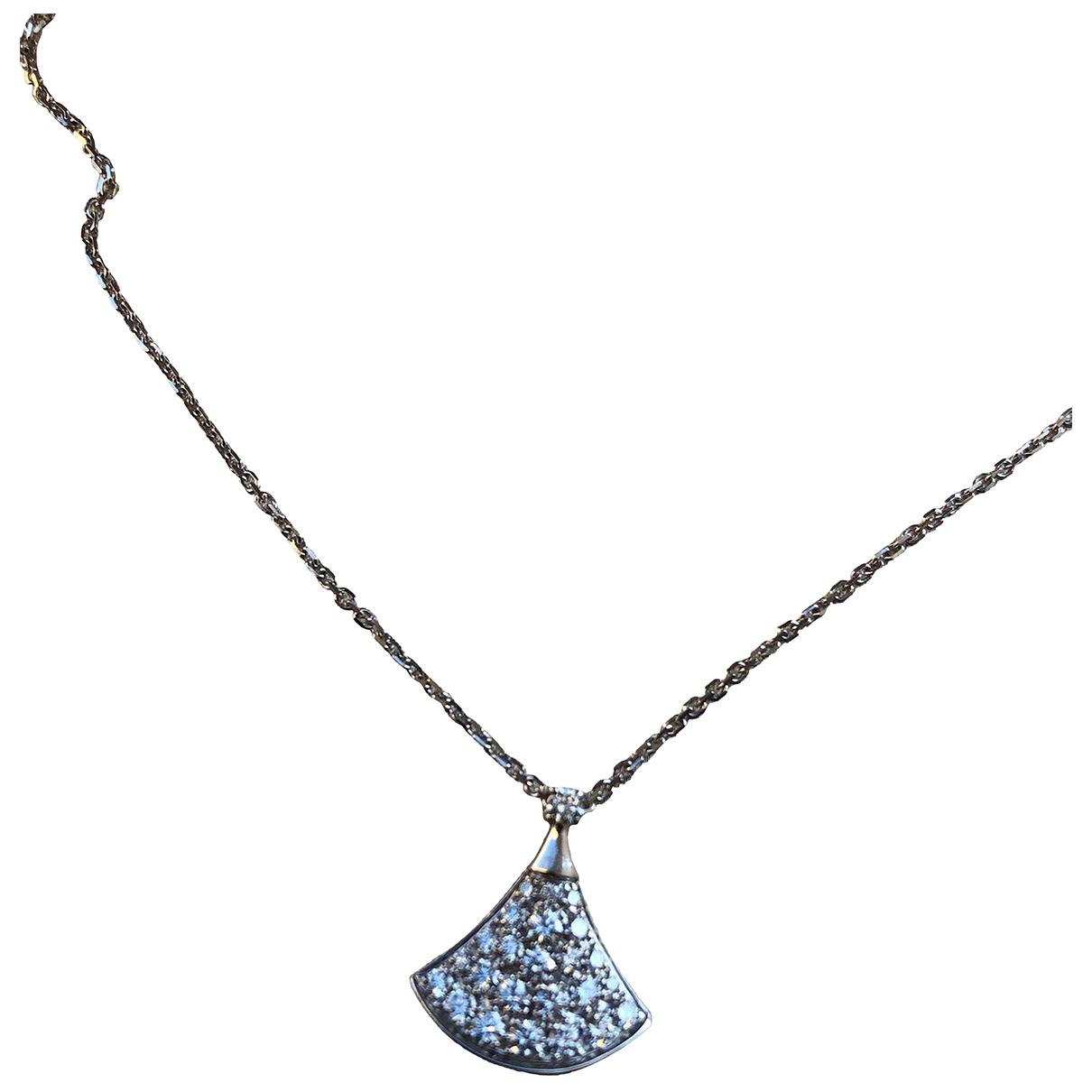 Bvlgari Diva's Dream White White gold necklace for Women \N