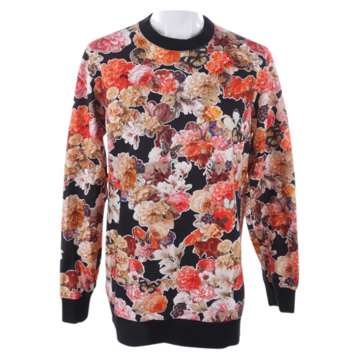 Givenchy - Pull   pour femme en coton - multicolore