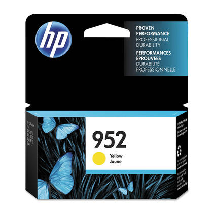 HP 952 L0S55AN Original Yellow Ink Cartridge