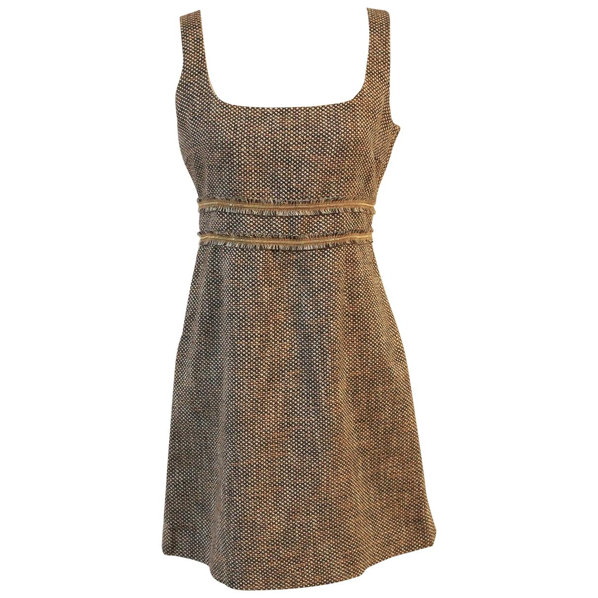 Red Valentino Garavani \N Cotton dress for Women 42 IT