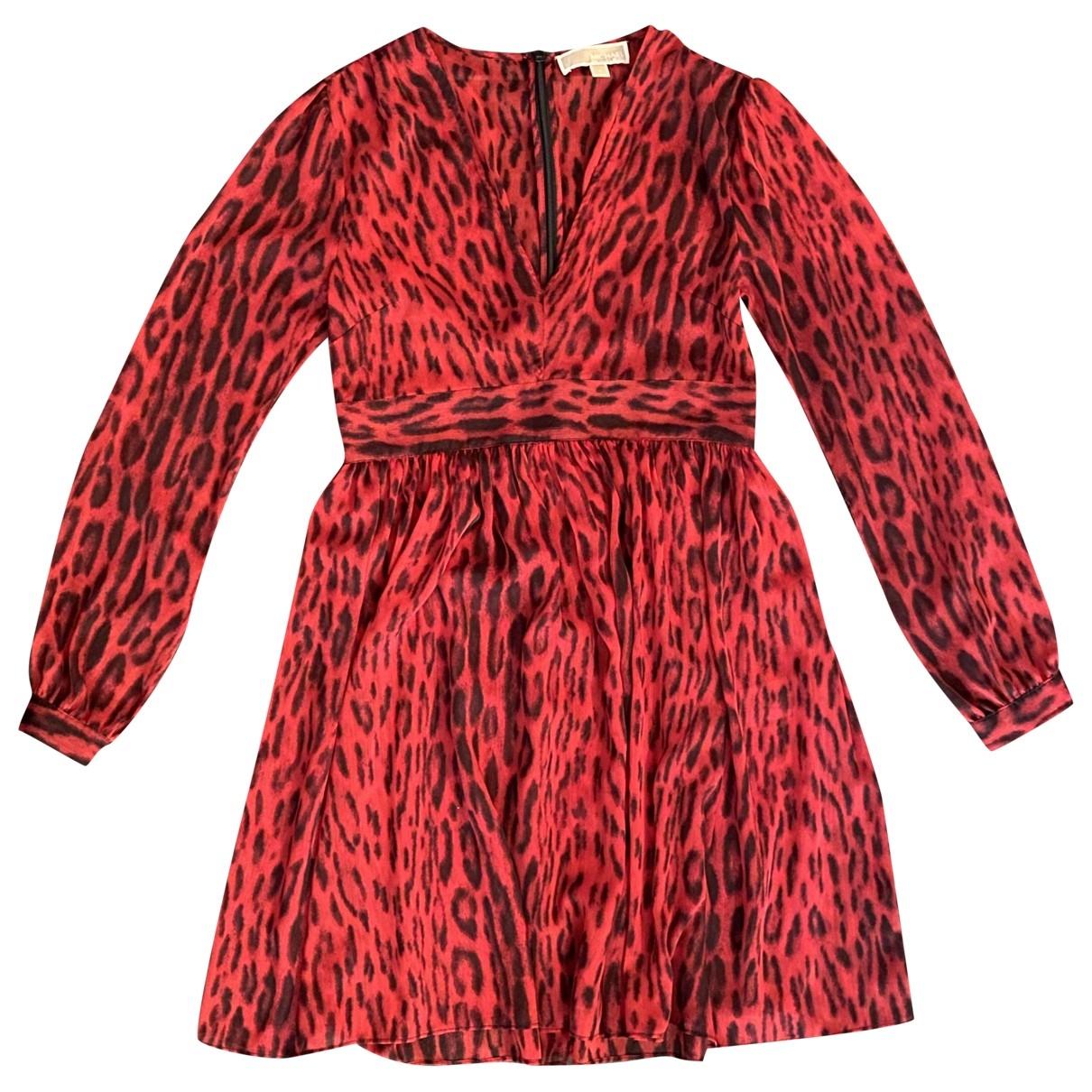 Michael Kors \N Red dress for Women S International
