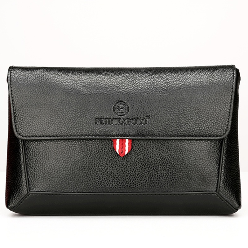 Ericdress Rectangle Versatile PU OL Men's Bags
