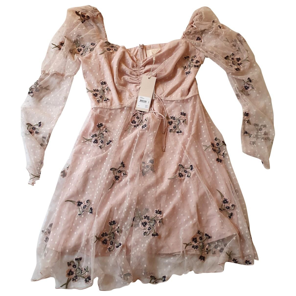 Keepsake The Label \N Kleid in  Rosa Polyester