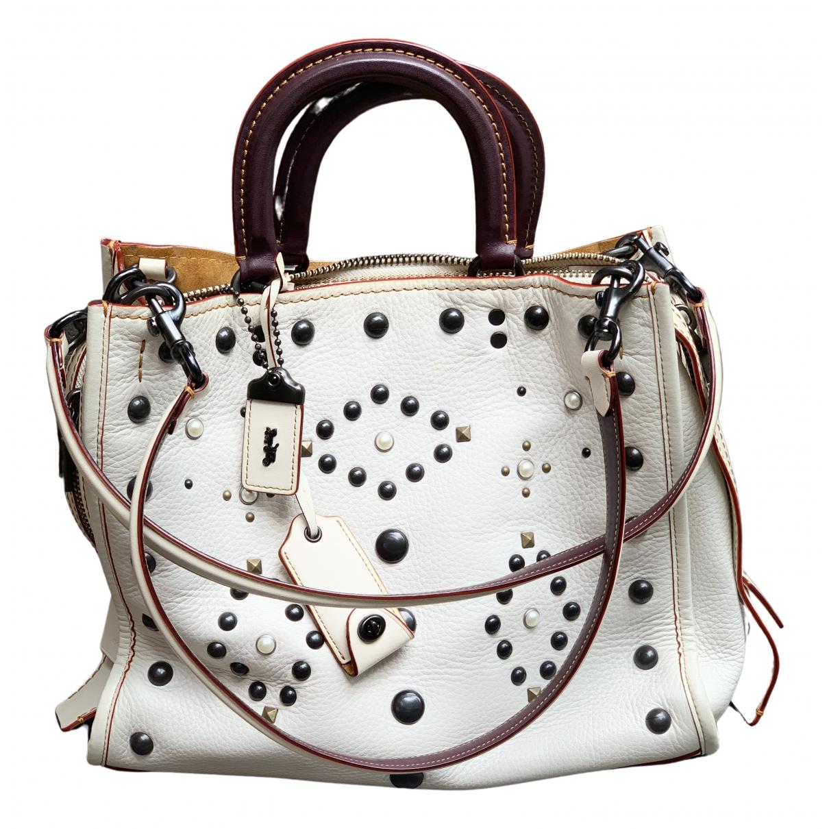 Bolso  Borough Bag de Cuero Coach