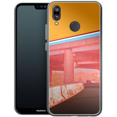 Huawei P20 Lite Silikon Handyhuelle - Bridge von Brent Williams