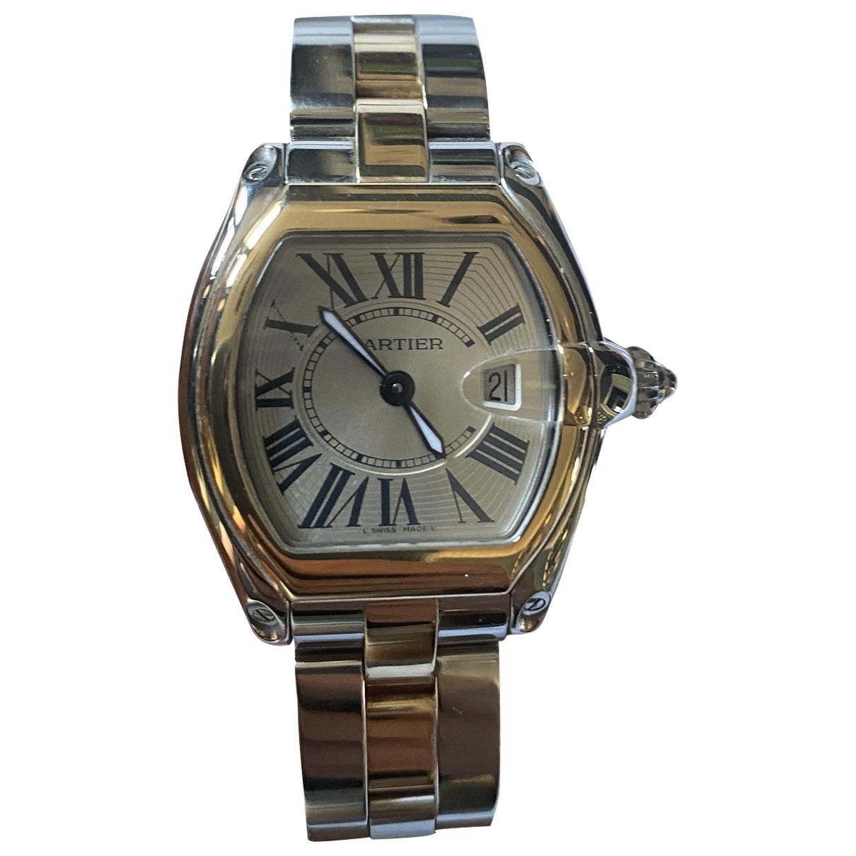 Reloj Roadster Cartier