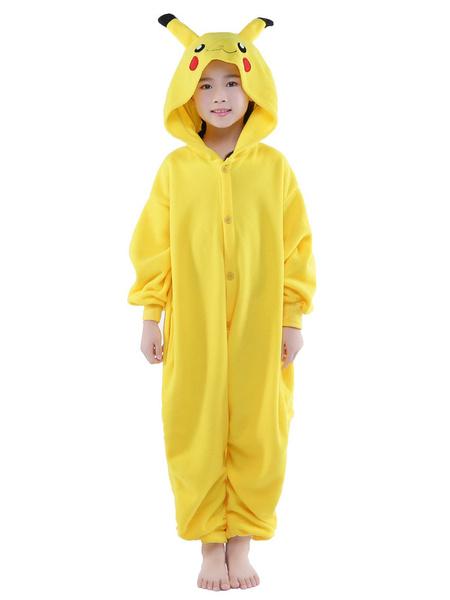 Milanoo Disfraz Halloween Navidad amarillo mono mascota traje  Halloween