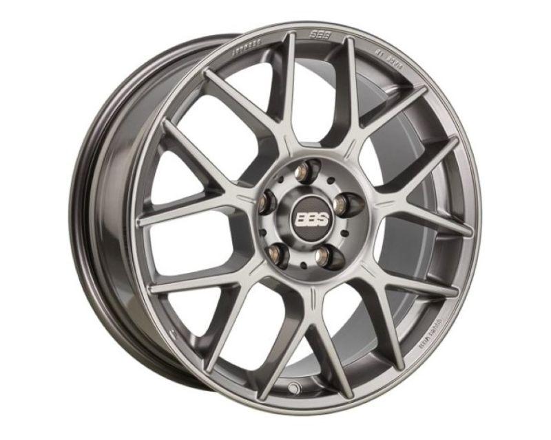BBS XR Wheel 18x8 5x120 45mm Platinum Gloss