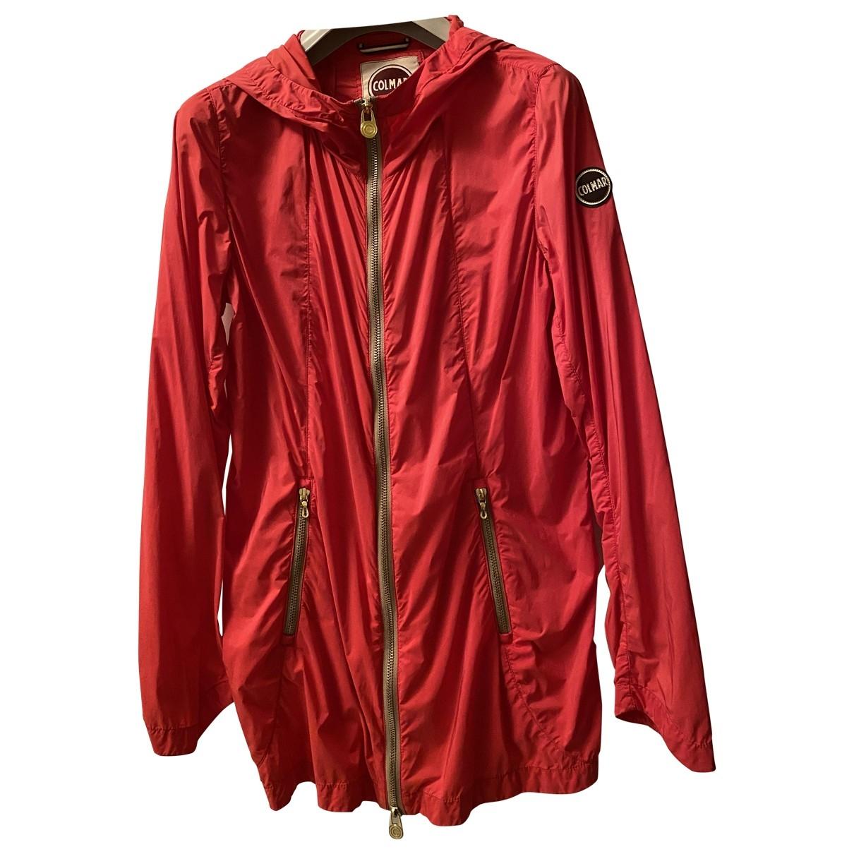 Colmar \N Red jacket for Women 40 IT