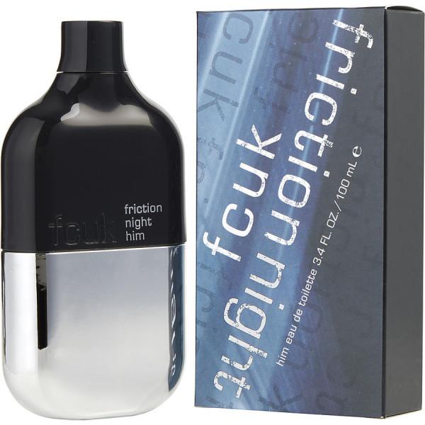 French Connection - Fcuk Friction Night : Eau de Toilette Spray 3.4 Oz / 100 ml