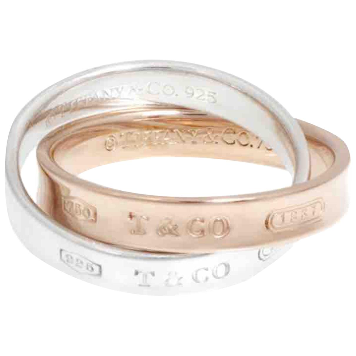 Tiffany & Co Tiffany 1837 Ring in  Rosa Rosegold