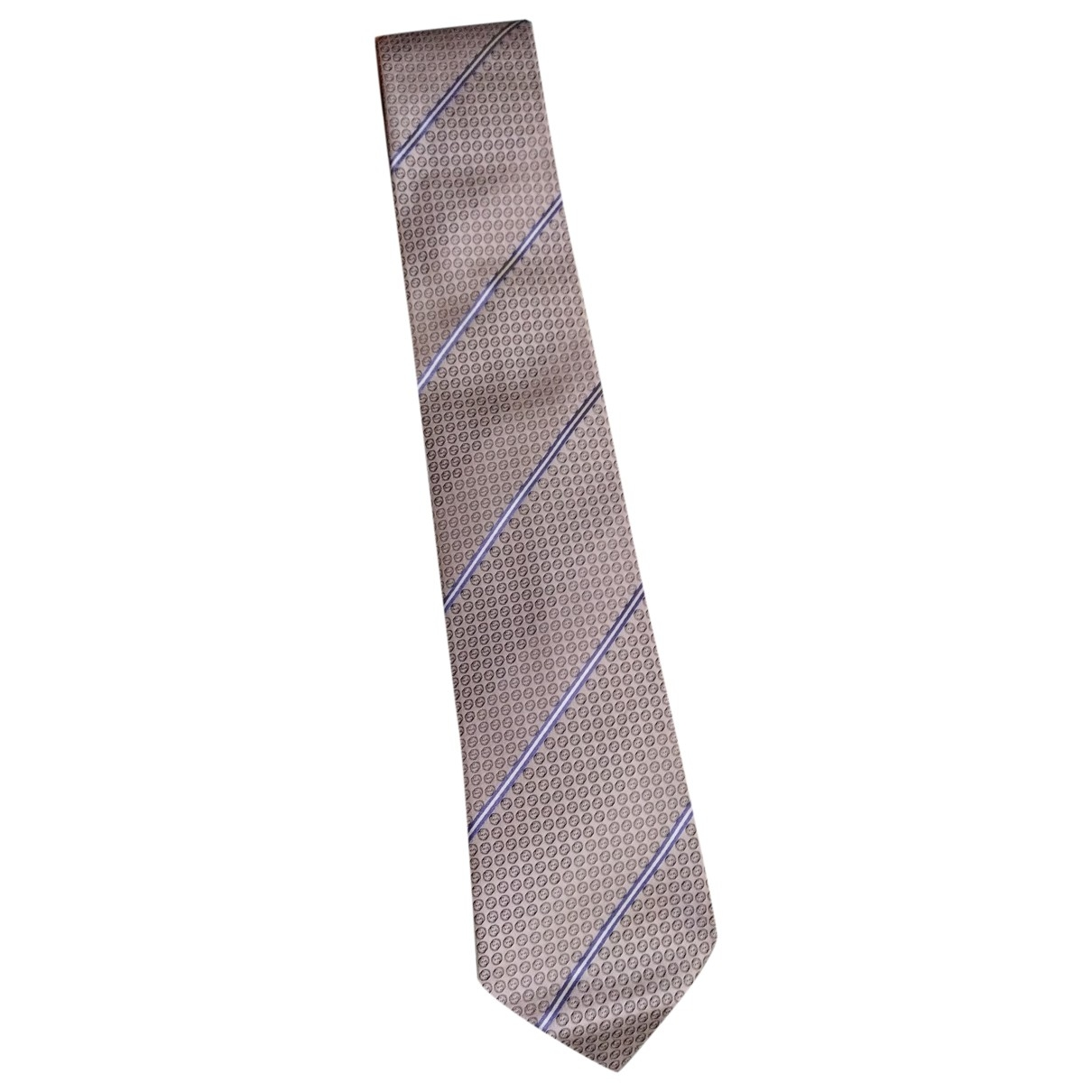Gucci \N Grey Silk Ties for Men \N
