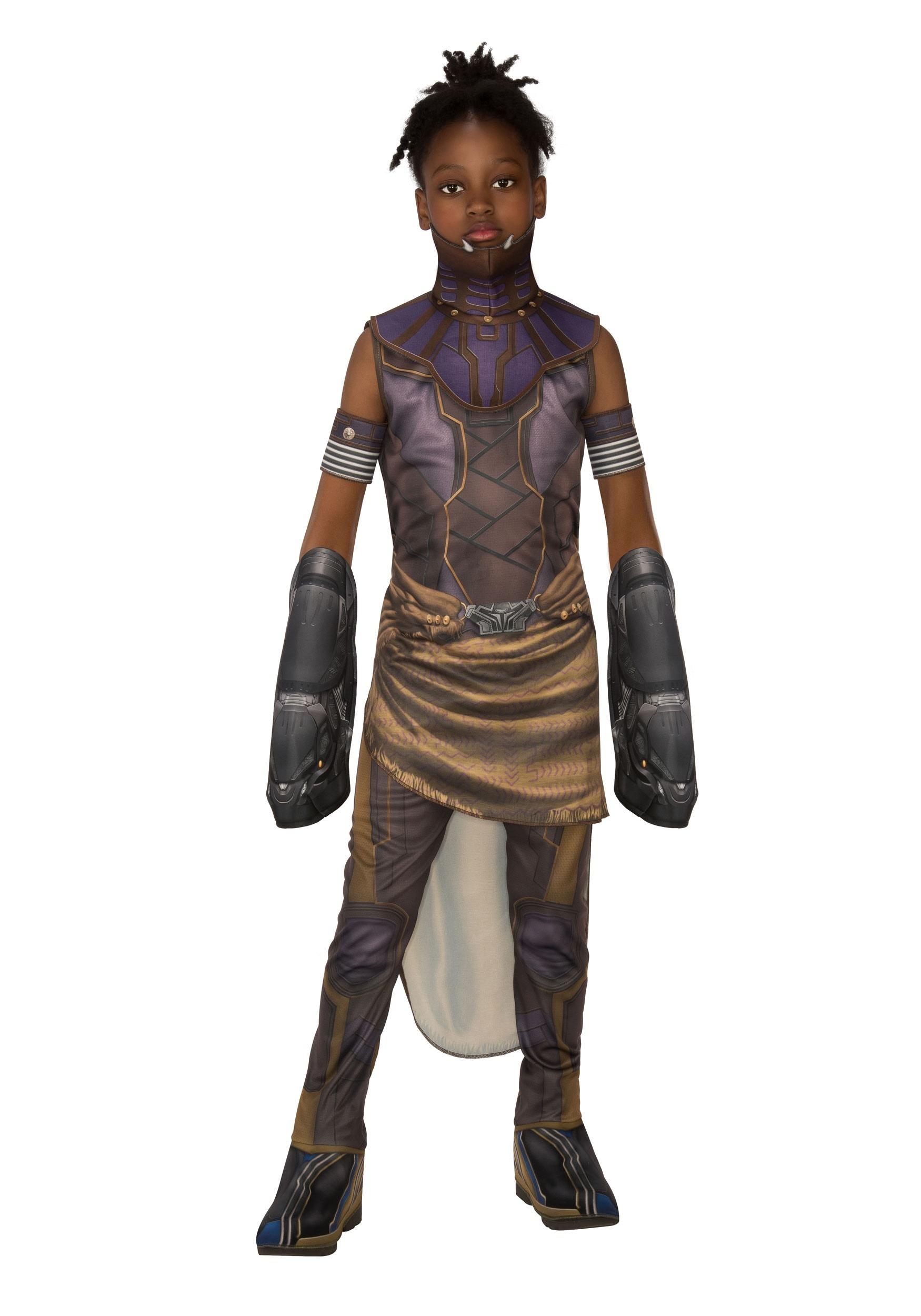 Shuri Kids Black Panther Costume